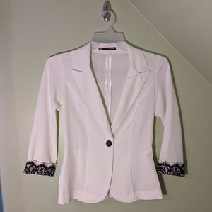 Maurices White Blazer